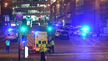 Manchester Police: Terror network more than likely responsible for the bombing, 4 people already arrested