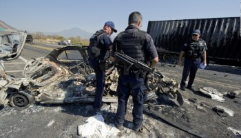 Mexico second only to Syria as deadliest country in 2016