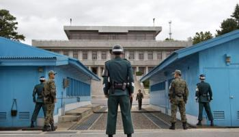 South Korean military fires 'warning shots' at unidentified object believed to be North Korean drone