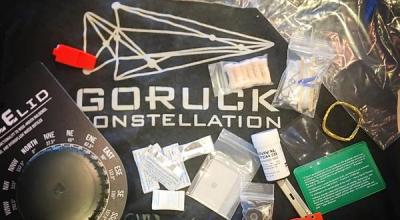 PACE Lid Constellation Kit | Compact urban survival kit