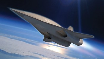 Lockheed announces development of a MACH 6 capable successor to the SR-71
