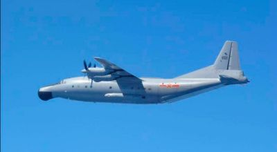 Myanmar military aircraft goes missing over Andaman Sea, as many as 120 onboard