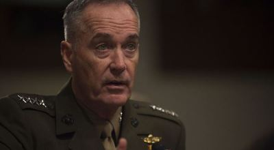 General Dunford: Continued sequestration would have 'profound consequences for the military'