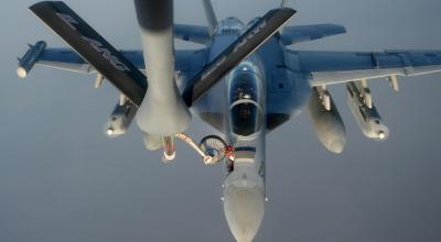 Watch: The EA-18G Growler – Aircraft That Can Blind the Enemy