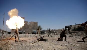 Islamic State fighters seal off Mosul mosque preparing for last stand