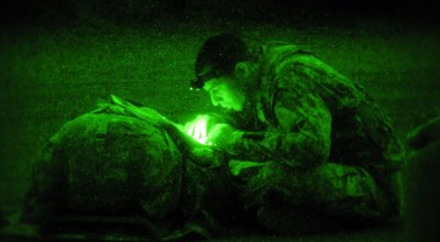 Revisiting the Special Forces Assessment and Selection Night Land Navigation Course