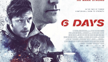 SAS operator Rusty Firmin takes us behind the scenes of '6 Days' and the Iranian embassy siege