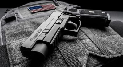 Sig Sauer P220 Legion: Enhancements based on the needs of professionals