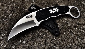 SOG Gambit | Concealable personal protection weapon