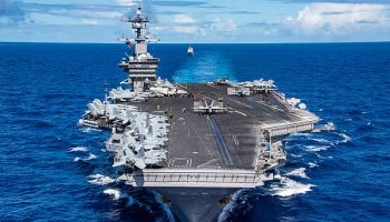 USS Carl Vinson CVN 70 Returns to San Diego from WESTPAC Cruise