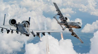Air Force to Keep A-10 Thunderbolt II at Least 5 More Years