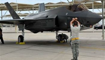Still Grounded! Luke AFB F-35 Aircraft 'Continue Their Pause' Due to Breathing System Issues