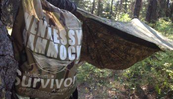 The Hennessy Hammock Survivor   Lightweight comfortable camping