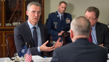 NATO Secretary General announces troop increase for Afghanistan