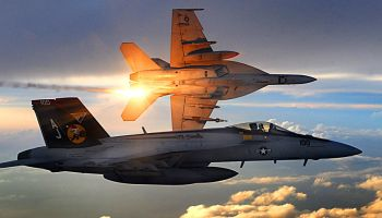 """Navy okays upgrade to F/A-18: """"Block III"""" Super Hornets could take to the sky as soon as 2019"""