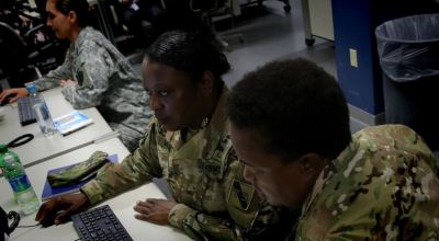U.S. Cyber Command conducts mock attacks to prepare for the digital battlefield of the future