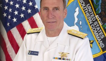 White House picks former Navy SEAL Admiral Joe Kernan to be Under Secretary of Defense for Intelligence