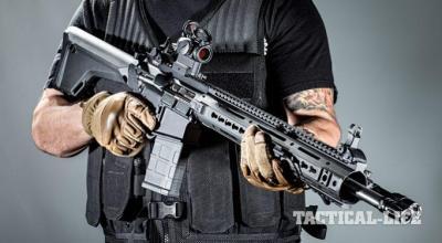 Gun Test: Black Dawn Armory's BDR-10 7.62mm AR