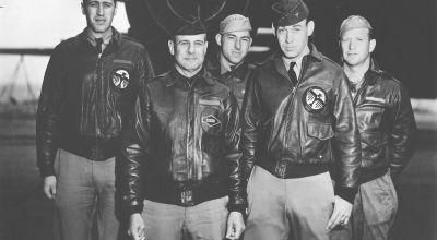 Trump calls last-surviving member of WWII Doolittle Raiders