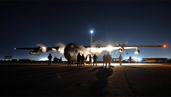 The Future of Electronic Attack Aircraft from EC-130H Compass Call Personnel