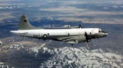 Armed Chinese Fighters Cause US Navy EP-3 to Take Evasive Action to Avoid Collision
