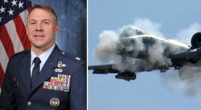 News Roundup: USAF warthog pilot awarded Silver Star, Ranger Hall of Fame inductees, nude man sprays cops with unknown fluid