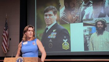 Kristin Beck, transgender Navy SEAL hero: 'Let's meet face to face and you tell me I'm not worthy'
