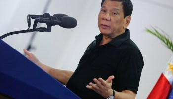 Duterte's Security Team Attacked in Mindanao, Cancels Talks