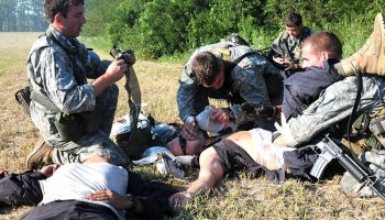Special Operations Medics Build Trust, Rapport With Locals