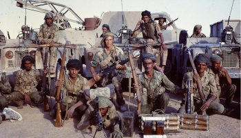 SAS Old School: The Oman mission that saved the Special Air Service