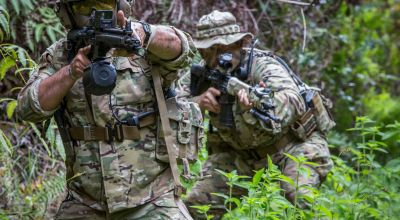 'Training Cell' Episode 7: Rumble in the jungle, combat tracking & jungle warfare