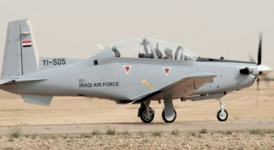 Iraqi Air Force to bring Beechcraft T-6A Texan II trainer back to active flight status