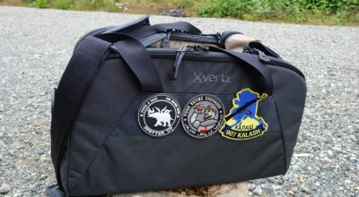 Vertx A-Range Bag: First look