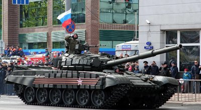 Here's how many countries buy military equipment from Russia