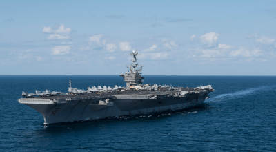 Carrier USS Harry S. Truman completes sea trials after 10 month overhaul