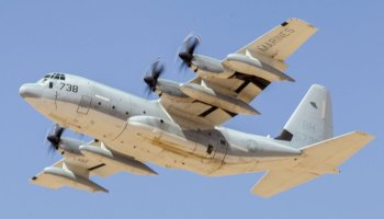 Marine Corps to ground fleet of KC-130T Aircraft & Blue Angels put Fat Albert on leave