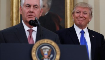 Could Trump and Tillerson be playing 'good cop, bad cop' with North Korea?