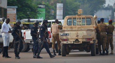 18 killed and several others injured as Burkina Faso restaurant attacked