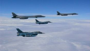 B-1 Lancer Bombers from Ellsworth Air Force Base 'Ready to Fight'