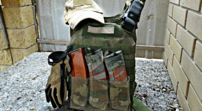 Blue Force Gear Triple Mag Pouch   A multi-use pouch