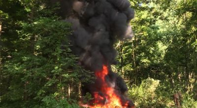 Update: Helicopter down in Charlottesville area