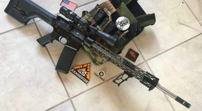 Watch: Shooter's Corner- How to clean and inspect your AR-15