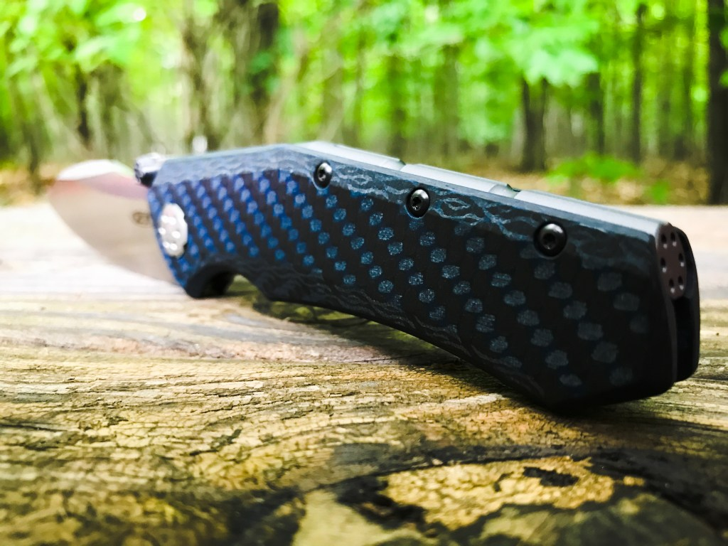ZT 0850 Knife | Custom collaboration perfection