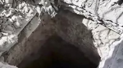 Look inside the tunnels ISIS uses to launch sneak attacks in Raqqa