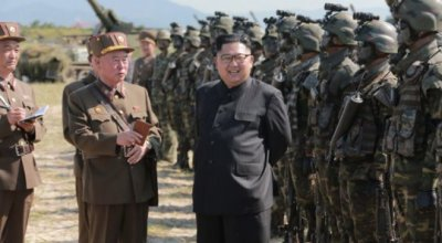 Kim Jong Un has reportedly hired ex-KGB bodyguards to defend him against a US assassination