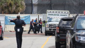Update: Active shooter, disgruntled employee killed 1, took hostage, shot by police, no collateral damage