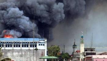 Filipino Army Kills Nine Terrorists as Fighting Continues in Marawi