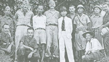 Could the war in Vietnam been avoided? The Case of Ho Chi Minh and OSS