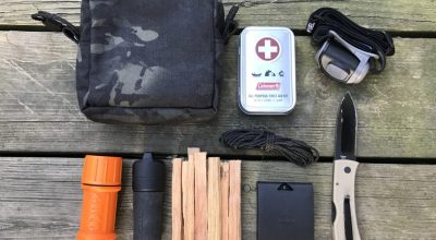 What should you include in your personal survival kit?