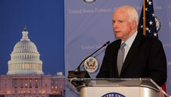 John McCain announces his own Afghanistan strategy, hopes to add it to NDAA